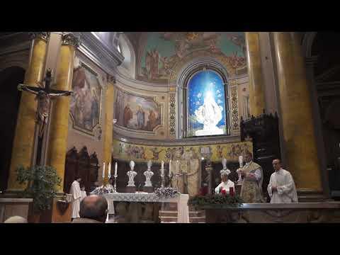 Parrocchia Castiglione d'Adda - Santa Messa Immacolata Concezione di Maria