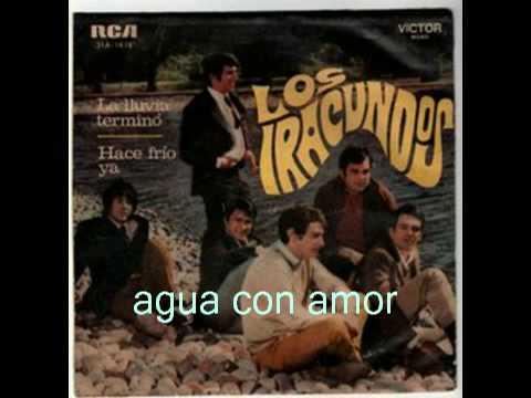 Música Agua con amor