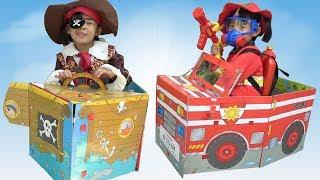 Trò Chơi Thông Minh – Bộ Sách Biến Hóa Mô Hình Siêu Hay Cho Bé ❤ AnAn ToysReview TV ❤