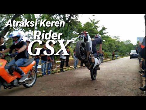 Freestyle GSX R150