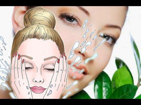 Die Maske für das Haar von der Zitrone und zu Wasser