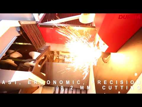 DURMA Laser tube cutting