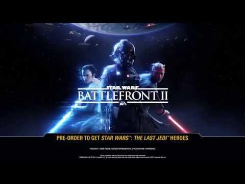 Nový Star Wars : BATTLEFRONT 2
