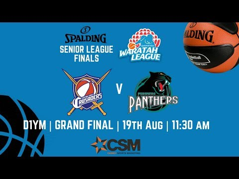 LIVE 🔴 - Central Coast Crusaders  v Penrith Panthers - D1YM GF - 2018 Spalding Waratah League