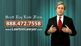 Lawton Injury Attorney Scott Ray Has the Experience You Need