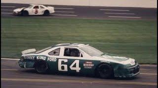 1991 The Winston Legends (RAW SATELLITE FEED)