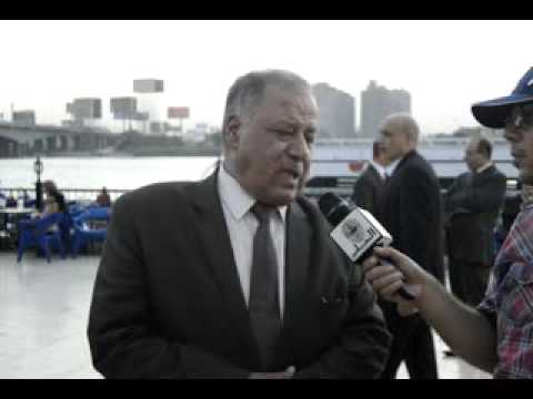 """بالفيديو.. نقيب محامين شمال الدقهلية يشارك المحامين في مواجهة قانون""""القيمة المضافة"""