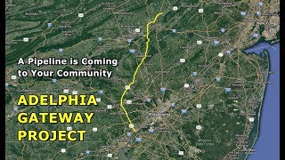 Video: Adelphia Gateway Pipeline is Coming to Your Community