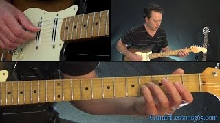 """Video thumbnail of """"Love On The Weekend Guitar Lesson - John Mayer"""""""
