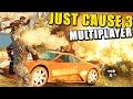 Locuraaaaa Just Cause 3 Multiplayer Gameplay Espa ol