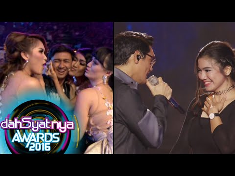 Afgan & Felycia 'Knock Me Out' Buat Hito & Cecepi Cemburu [Dahsyat Awards 2016] [25 Jan 2016] - RCTI - ENTERTAINMENT