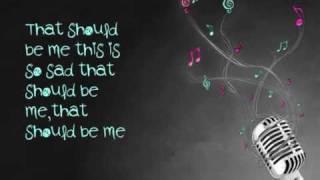Justin Bieber That Should Be Me[HQ+Lyrics]