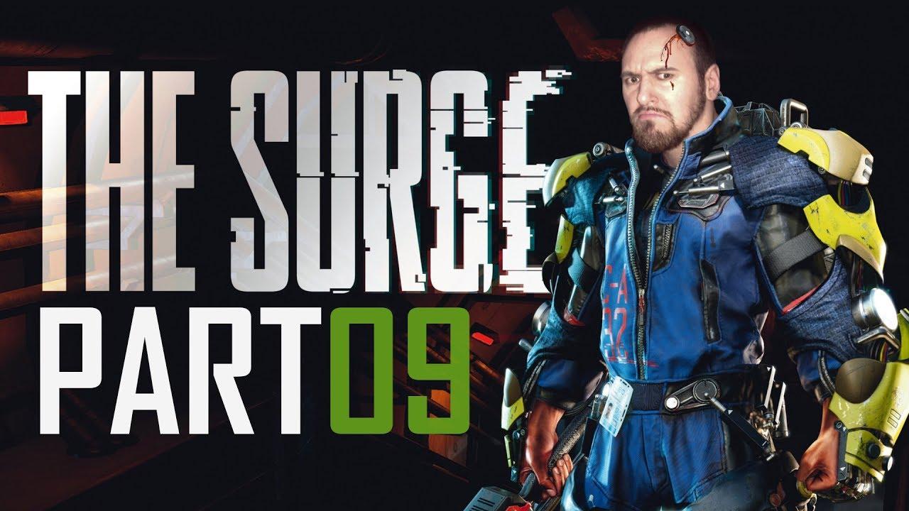 The Surge – Kompletter Playthrough [Pt. 9] – Ferdisch!