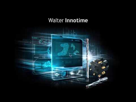 Walter Innotime - High Speed bei der Bauteilauslegung.
