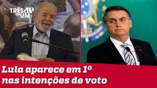 Percentual de rejeição a governo Bolsonaro atinge recorde