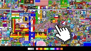 If I Had a Million Pixels: A Short History of /r/place