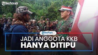 Kesaksian Eks Anggota KKB Papua yang Pilih Kembali ke Indonesia: Jadi Anggota KKB Hanya Ditipu