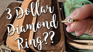 Flea Market Thrift Haul-Home Decor+Vintage Jewelry Finds!