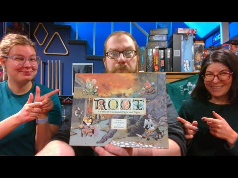 The Board Game Kaptain's review and tutorial for Root