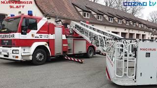 Ein Tag bei der Feuerwehr Nürnberg | Nürnberger Blatt