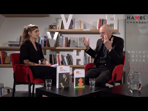 Přehrát video: Otazníky Eriky Zlamalové | Host: Martin Hilský