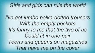 Fefe Dobson - Don't Go Lyrics