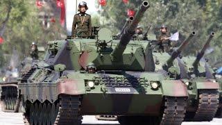 Турецкая армия полностью освободила свою границу с Сирией от всех террористов.