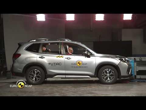 NCAP: Subaru Forester