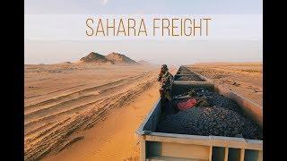 Смотреть онлайн Путешествие по Сахаре на поезде бесплатно - как это было