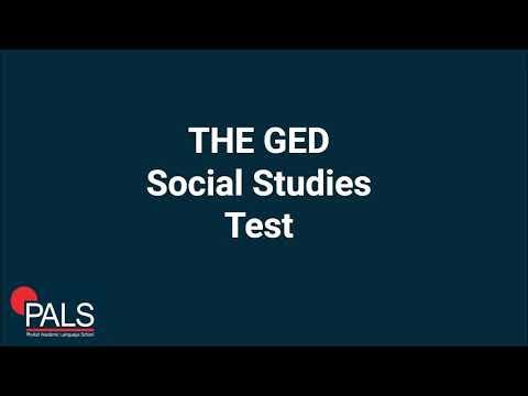 Full GED Social Studies Test Explained by GED Teacher - YouTube