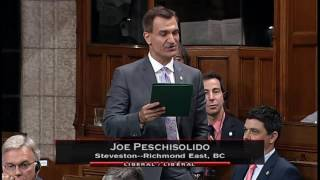 May 20, 2016 Question Period Statement