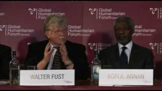 Clip 15 - Walter Fust and Kofi Annan
