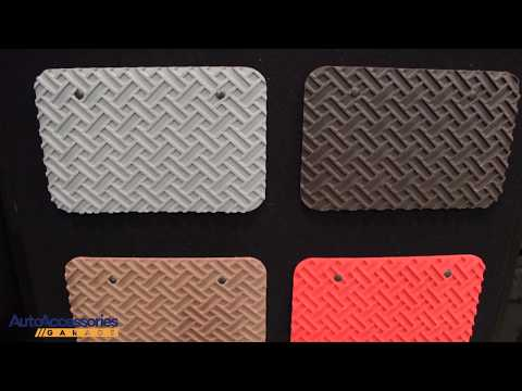 Lloyd NorthRIDGE All-Weather Floor Mats Video