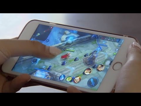 China's mobile game industry witnesses explosive growth