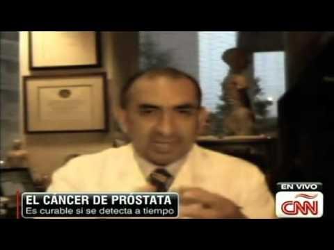 Nutrición para pacientes con cáncer de próstata de