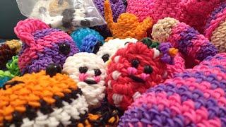 Rainbow Loom Creation Update || Emiline's Loomtique