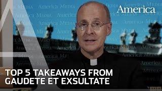 Top 5 Takeaways from Fr. James Martin, SJ