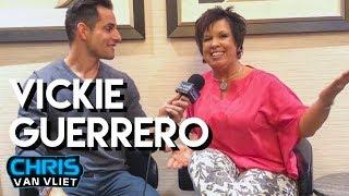 Vickie Guerrero: Chris Benoit should be in the Hall of Fame, Eddie, Sasha Banks, Aiden English