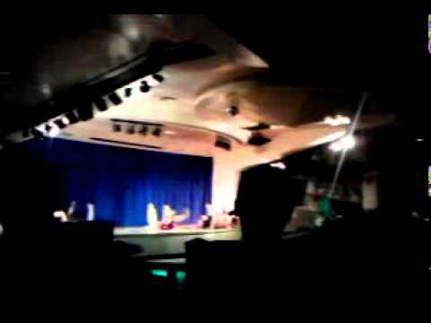 Discoteca Maspalomas . Brodway show 22.07.11