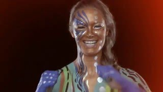 WCh Bodypaint - behind the scenes video