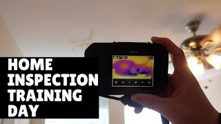 Home Inspection Training Day