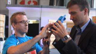 Gambar cover Gizmonyx technology for pinhole vision at TEDMED 2014