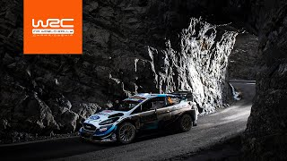 Rallye Monte-Carlo 2020: HIGHLIGHTS Stages 11-12