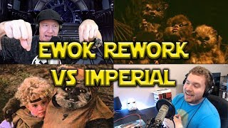 Star Wars: Galaxy Of Heroes - Ewok Rework 2x Drops
