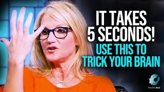 Use This To Control Your Brain - Mel Robbins