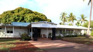 "Molokai Community Health Center Says ""Mahalo"""