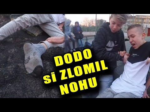 Zlomil si nohu pri BACKFLIPE - Flying Emotions