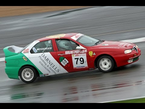 Rockingham 2014 – Race 2 – Dave Messenger – Rear View