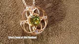 Eliot Shelton's Seed of Life Pendant