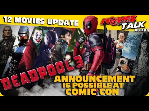 Deadpool 3 Announcement Is Possible? & More 12 Movies Updates [Explained InHindi]
